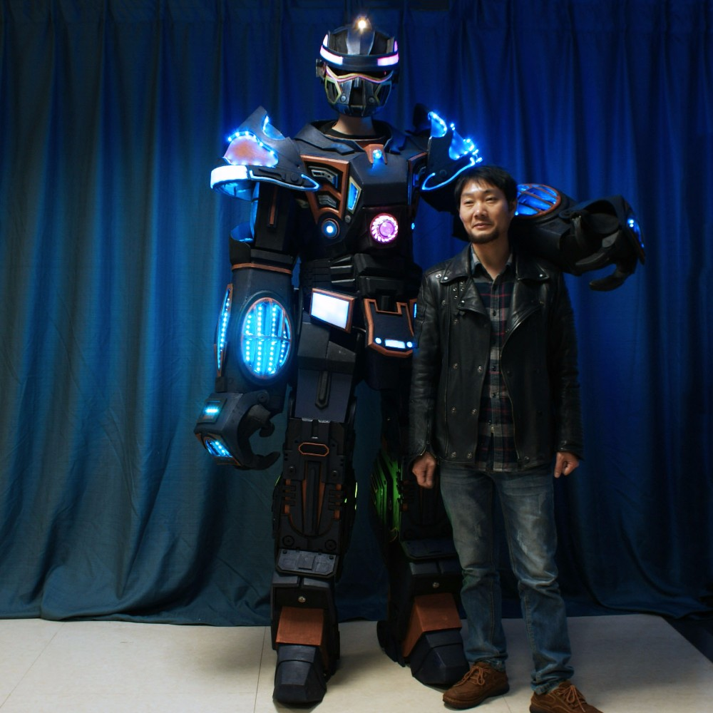 Картинки роботов костюмы
