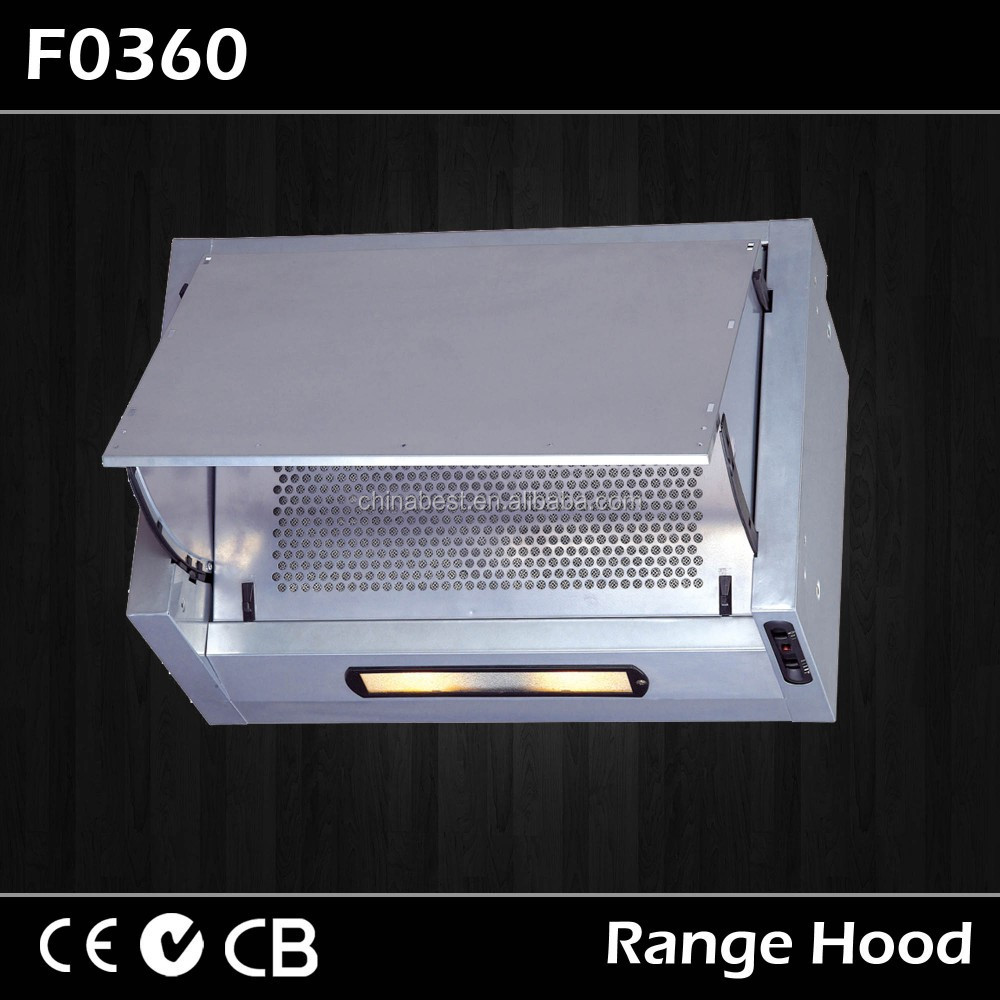 Chinabest small powerful kitchen range hood F0360