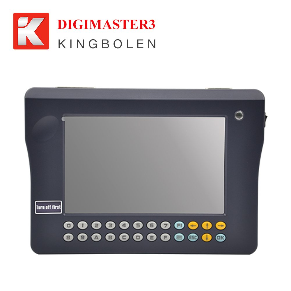 YANHUA Digimaster III key programming software Odometer Correction Master Mileage Programmer Tool No Token Limited digimaster 3