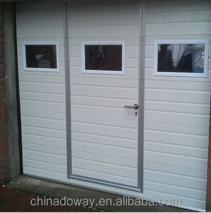 glass garage doors with pedestrian door buy garage doorglass garage doorgarage door with pedestrian door product on alibabacom - Garage Door With Door