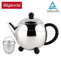 New style Cheapest travel water kettle antique tea pot with FDA LFGBcertificate