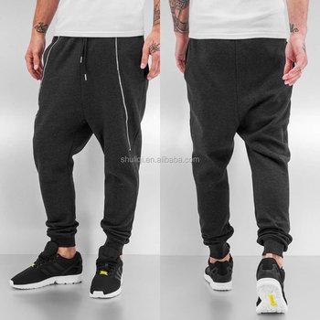 fa405b7f6332 New Design Slim Cut Pants Men Baggy Trousers Casual Street Pants ...