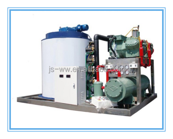 best price 6 ton flake ice machine for sale/flake ice machine share/ice maker with ice crusher