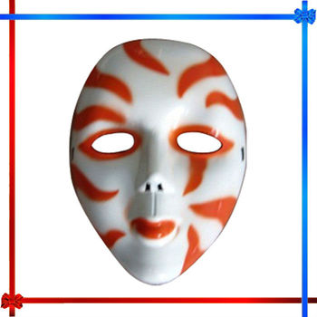 Men S Plastic Cool Paint Mask