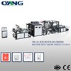 non woven bag making machine taiwan with online handle attach(AW-XC700-800)