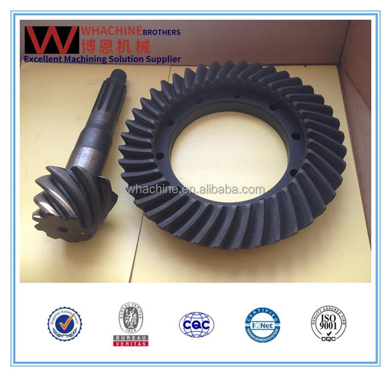 Hot selling gears russian gaz 53 spare parts made by WhachineBrothers ltd