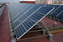 hot sale high efficiency 5kw10kw roof mount solar tracking system