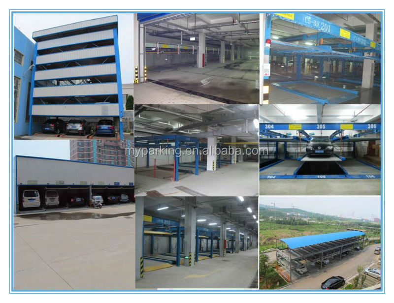 Qingdao Maoyuan Two Tier Vehicle Parking Equipment