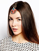 crystal new hair accessories,overhead indian hair jewelry