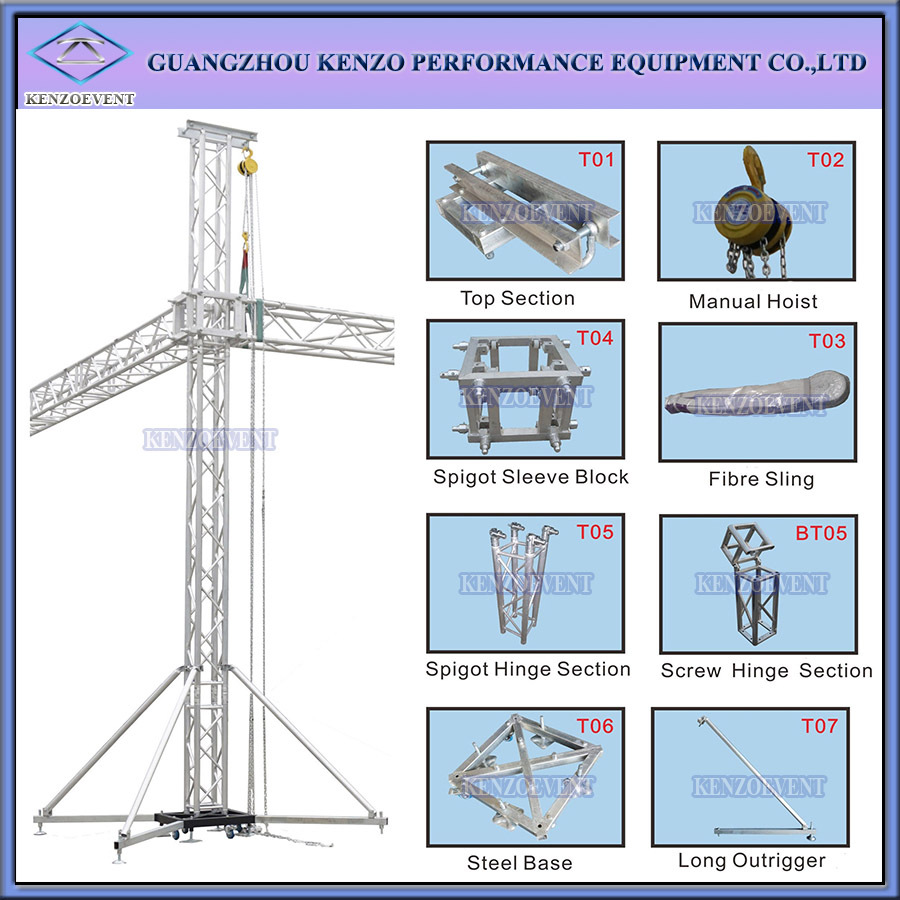 Electric truss motor manual chain hoist truss electric truss motor,manual chain hoist,truss lift tower buy