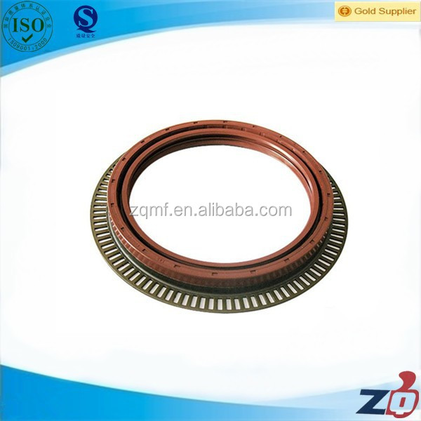 rear crankshaft oil seal / truck wheel hub oil seal / rubber truck wheel hub oil seal