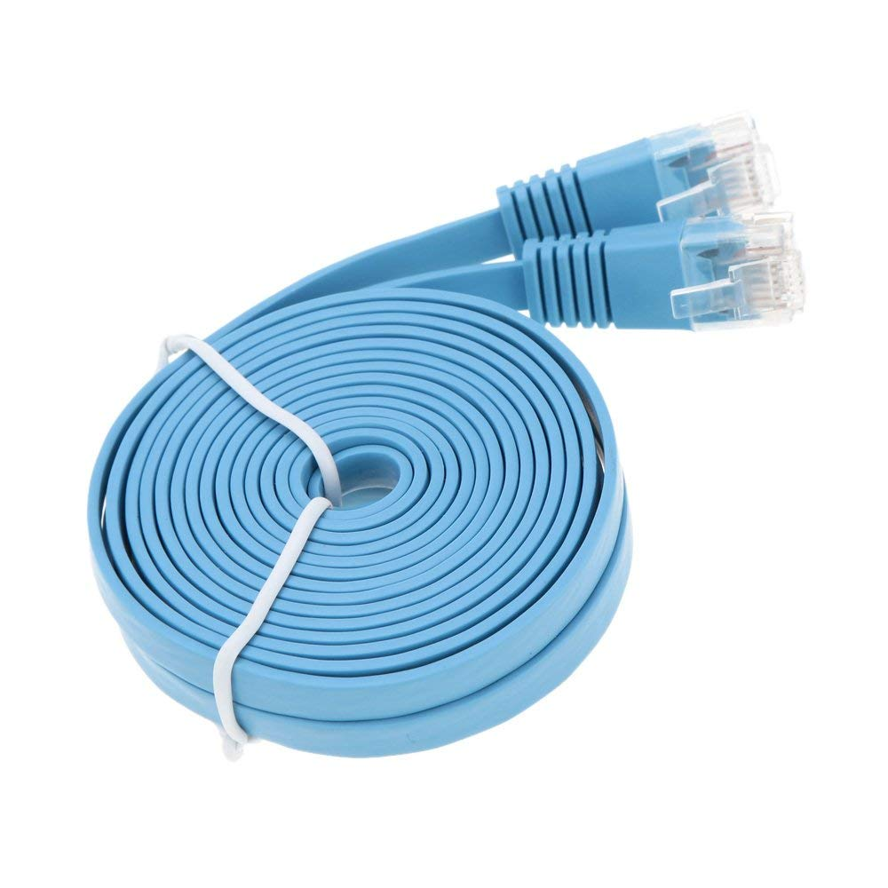 CAT 6 Ethernet Cable LAN Network Internet Patch Cord Walmeck