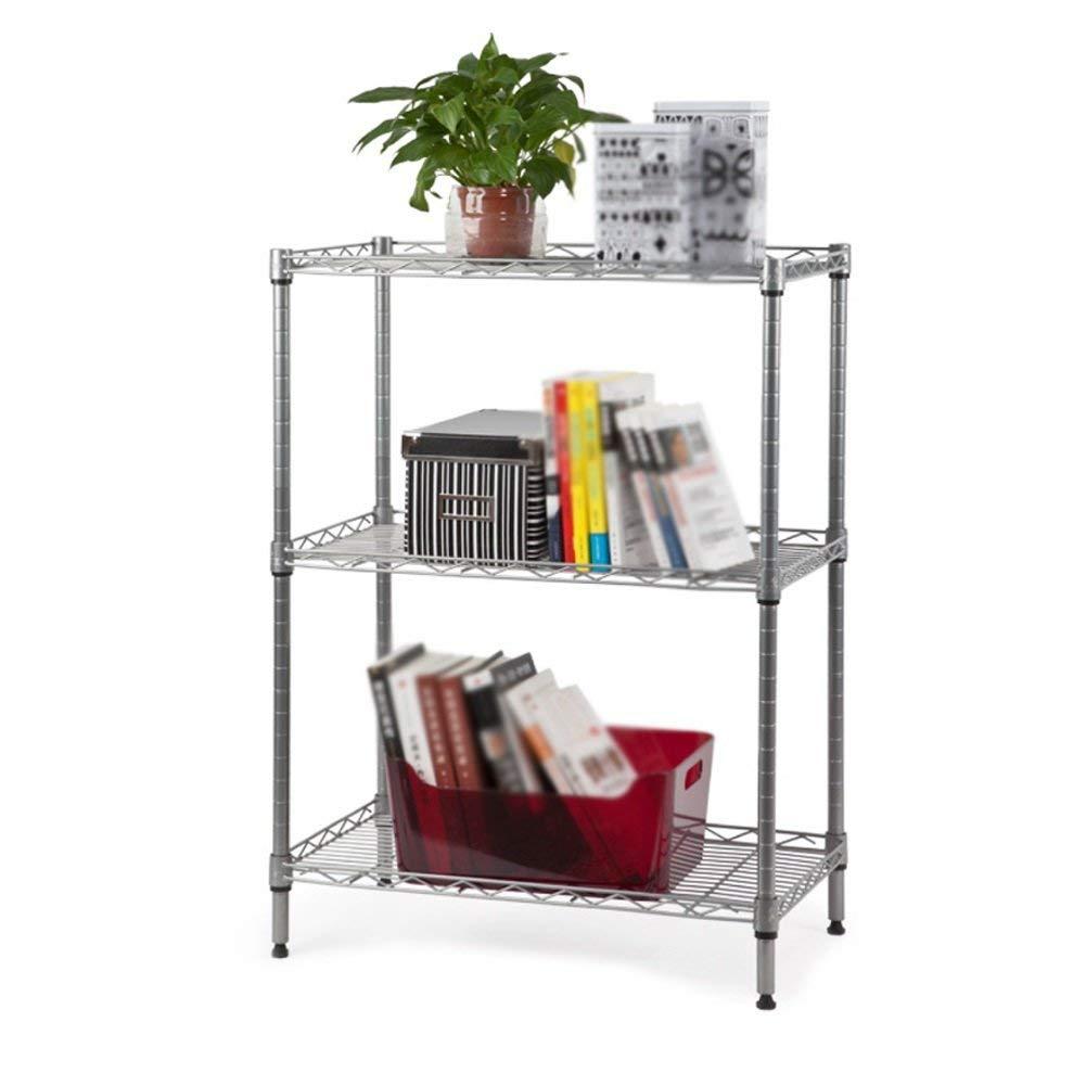 LQQGXL Storage and organization Racks, Storage Racks Bathroom Racks Simple Simple Multi-Storey Shelves (60x35x80 cm)