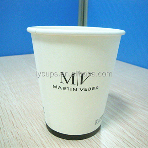 Virgin Pulp Style and Wood Pulp Pulp Material paper cup