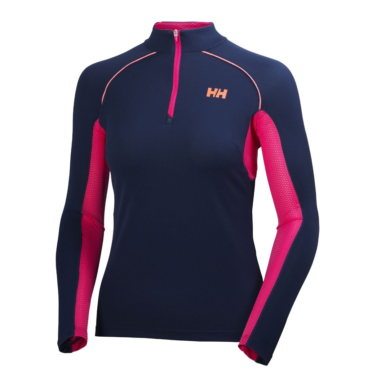 Helly Hansen 2015/16 Women's Enroute 1/2 Zip LIFA Flow Long Sleeve Top