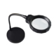 DH-88005 4X Magnification Good Quality Adjustable Top Design Magnifier For Elderly,Brightness Table Magnifying Glass With Lamp