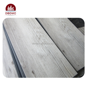 Wholesale Supplier And Popular Sound Absorption Eco-friendly Wood Color Vinyl Flooring/plastic Flooring/vinil Plank