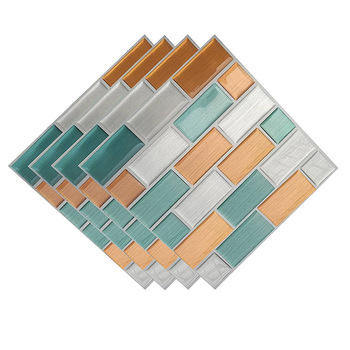 Wall Panel Self Stick Backsplash Tiles