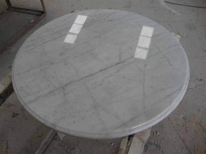 Home Round Marble Slab Table Top