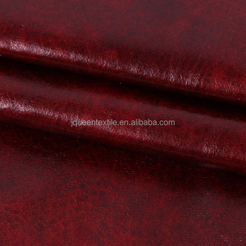 Polyester Suede Faux Leather Types Of Sofa Material Fabric Warp Knit Air Motion