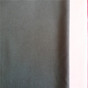 Top quality light 97/3 cotton spandex twill plain dyed stock fabrics