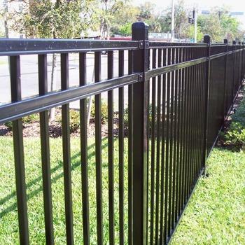 Prefab Iron Fence Panels Fences Garden Buy Fences Garden