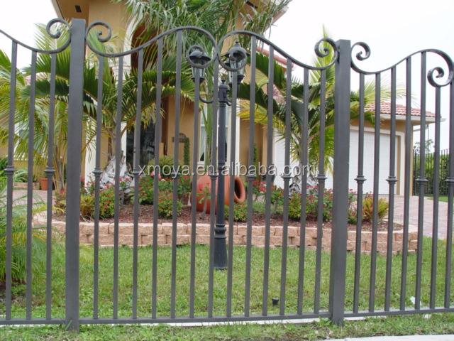 hierro forjado puertas modernas y vallas diseo