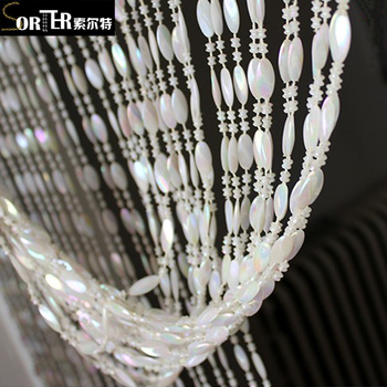 Fine Milky White Beautiful Plastic Beaded Curtain For Background Buy Sofa Back Ground Tv Background Miky White Plastic Curtain Product On Alibaba Com Ocoug Best Dining Table And Chair Ideas Images Ocougorg