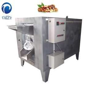 commercial nuts roasting machine sunflower seeds pistachio soybean roaster machine