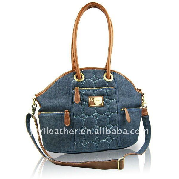 1492 Latest Fashion Jeans Lady Hand Bag for Wholesale
