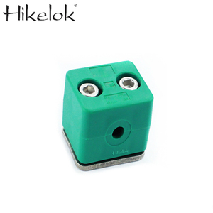 Hikelok High Quality Single Holes Plastic Pipe | Tube | Hose Holder Clamps