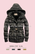 womens italian style fashion winter jacket 2012