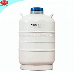 Cryogenic Tank YDS-10 Liquid Nitrogen Container