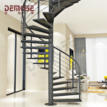 Indoor Spiral Stairs Nosing Lift Climbing Wheel Chair For