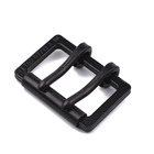 "1.75"" Custom Logo Roller Buckle/adjustable safety belt buckle/Tactical Gear Heavy Duty Nylon Belt Buckle"