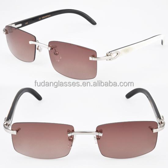 f54ad758d1a Buffalo Horn White Sunglasses 2018 Hot Sunglasses Mens CT3524012 Glasses