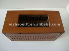 high quality special wooden electronic sound box