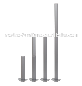 2018 New Products Cabinets Adjule Stainless Steel Table Leg