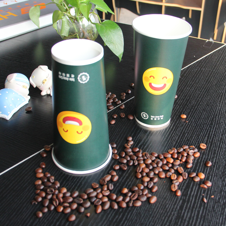4oz disposable single wall hot drink/coffee/ beverage paper cup