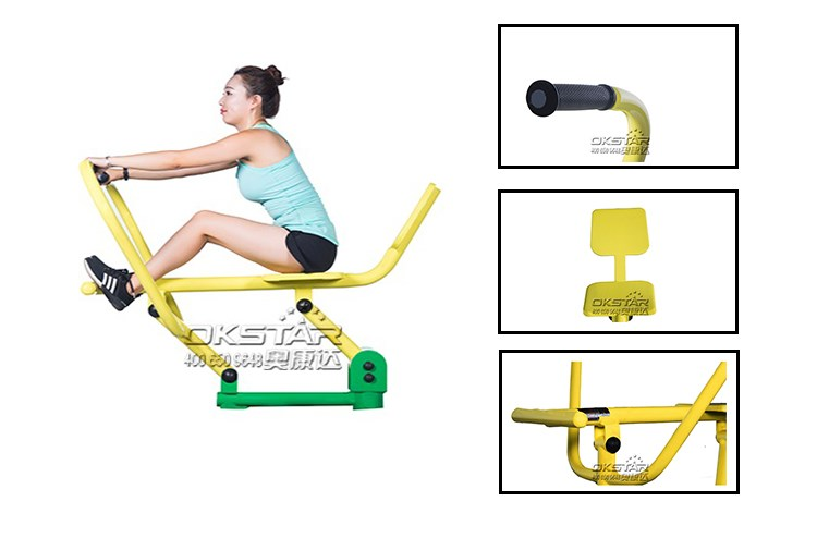 Factory Wholesale rowing machine of crane fitness equipment