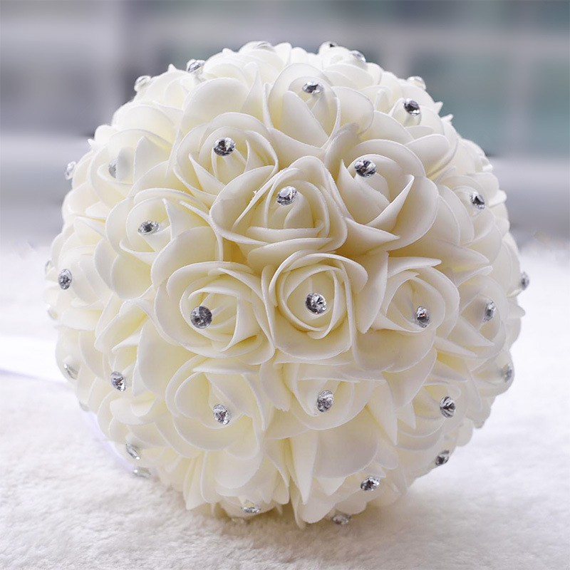Wedding Flowers Bridal Bouquet Prices: Compare Prices On Brooch Bridal Bouquet- Online Shopping