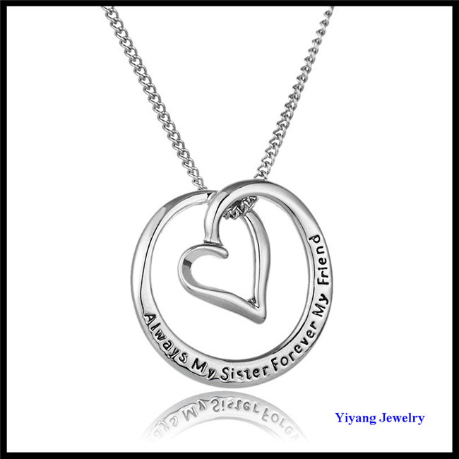 Fancy Necklace Design Beautiful Love Gift for Girl