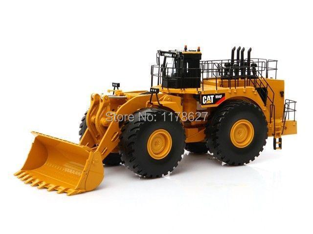 Diecast Caterpillar Toys 107