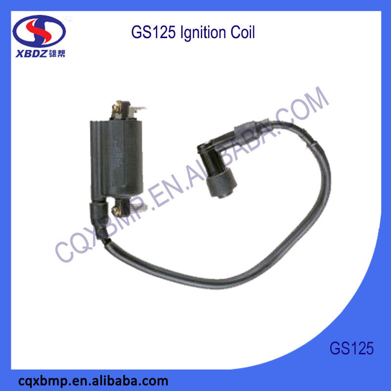 Gs125 Motorcycle Ignition Coil Price For Suzuki