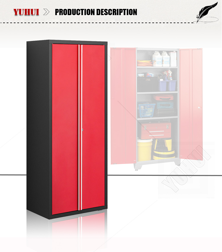 luoyang yuhui garage metallschrank metall garage schrank. Black Bedroom Furniture Sets. Home Design Ideas