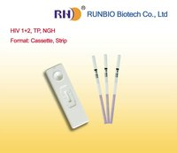 medical supply HIV I+II, TP, NGH Test Kit