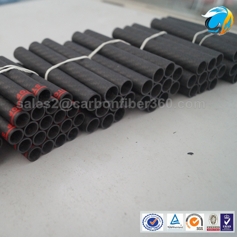 gb/ppr pipe/tube for water and heating carbon fiber pipe tube