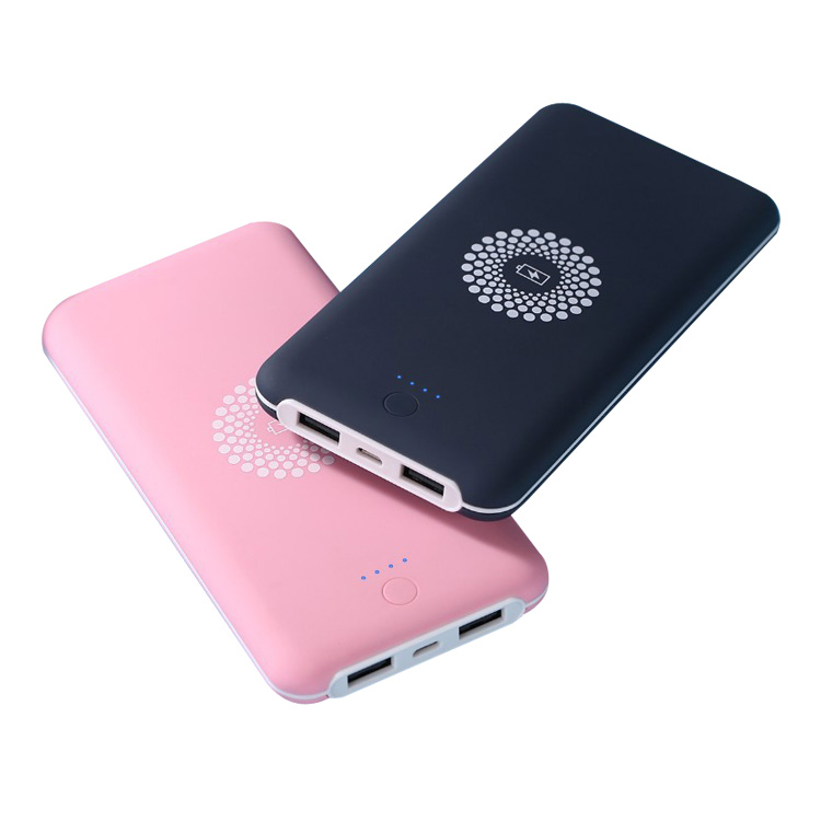 2 in 1 Portable Rechargeable Power Bank