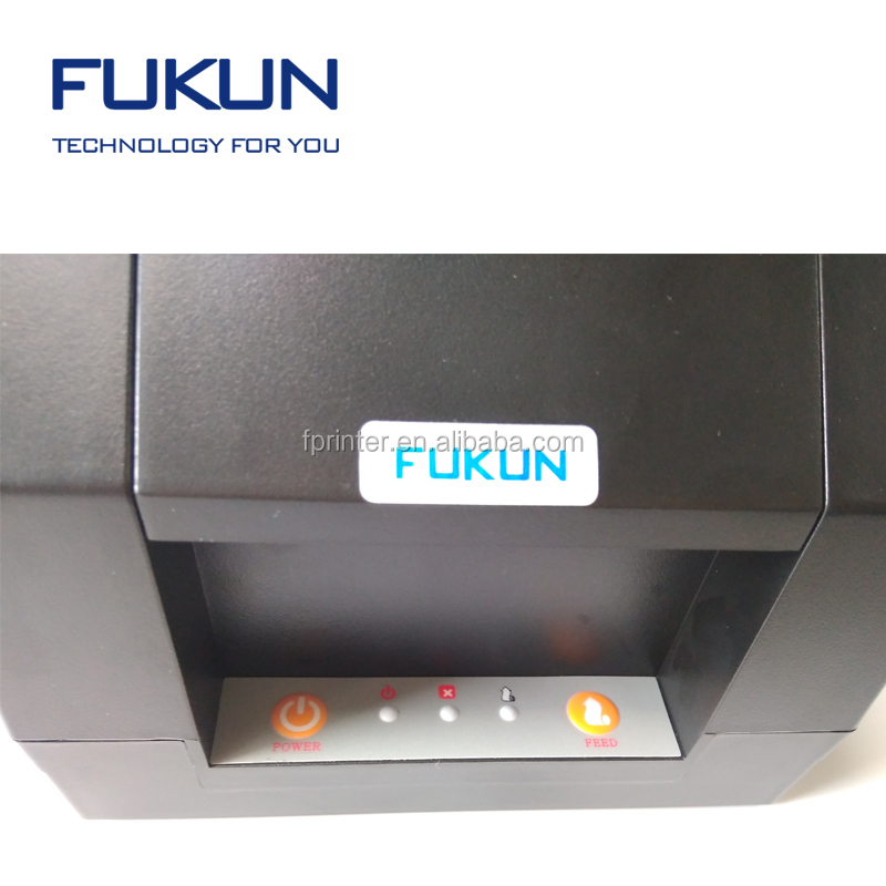 High Quality Printer Providers Of 80mm Thermal Paper Size For High Level FK-POS80-CC