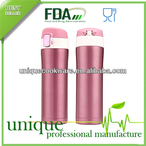2014 World Cup Gifts Stainless Steel Hot Water Bottle Flask Set